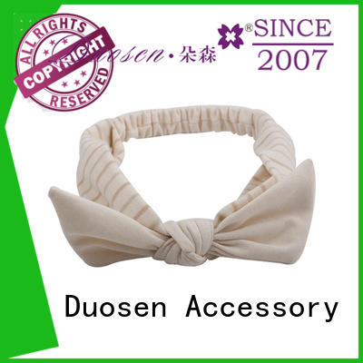 Duosen Accessory Top eco-friendly headband manufacturers for running