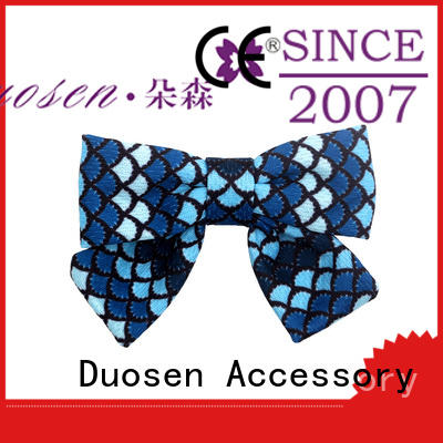 color hair bow clip geometric for all hair typesfor girls