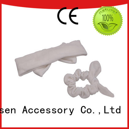 Duosen Accessory OEM bow headband supplier for daily Life