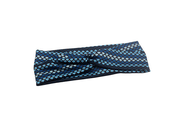 Duosen Accessory Custom fabric tie headbands for business for dancer-3