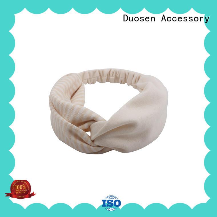 High-quality eco-friendly headband organic Supply for daily Life