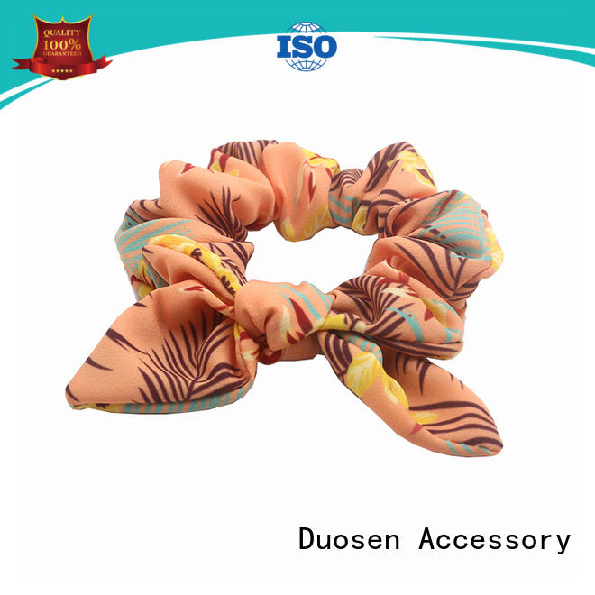 online fabric hair tie on sale for girls