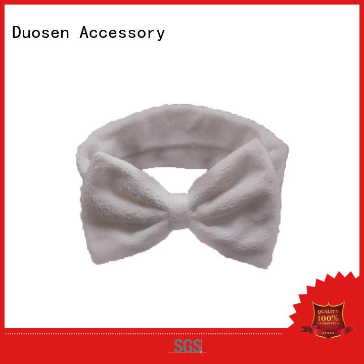 Duosen Accessory elegant eco-friendly girl hairband spot for dancer