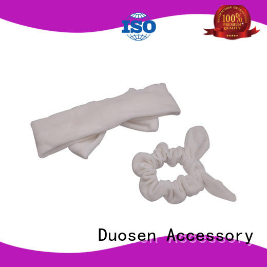 Duosen Accessory recycled eco-friendly headband customized for prom