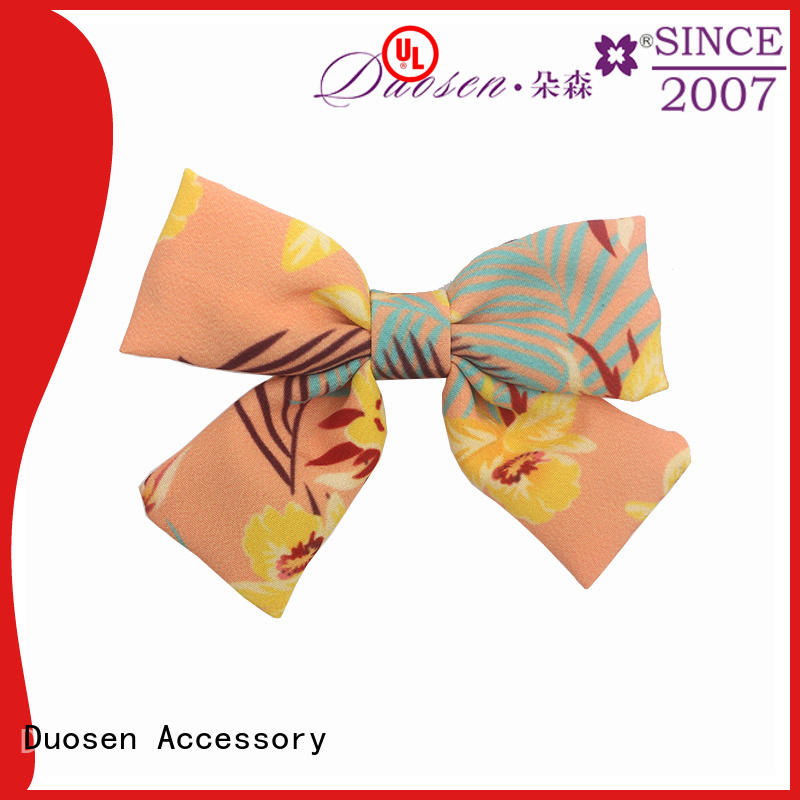 Duosen Accessory clip make your own hair accessories customized for party