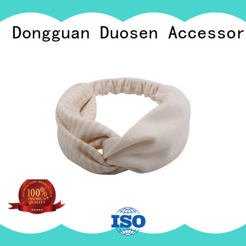 Duosen Accessory milk eco-friendly headband for business for running