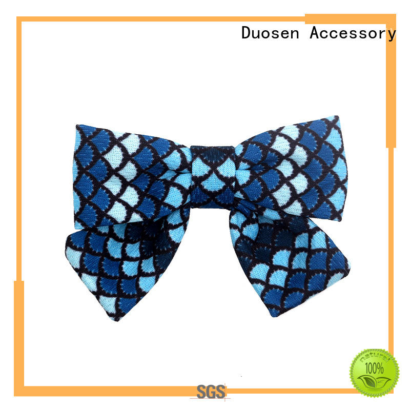 Duosen Accessory organic hair clip design on sale for daily life