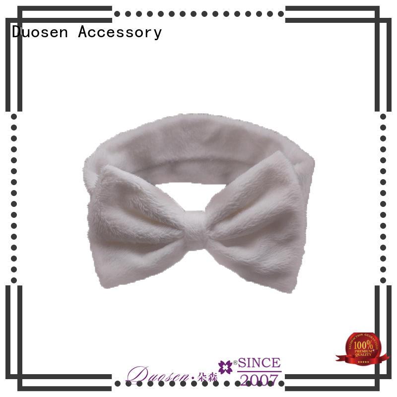 Duosen Accessory Latest cloth headbands company for party