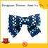 fancy ecofriendly OEM fabric bow hair clip Duosen Accessory