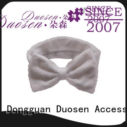 Duosen Accessory design fabric headbands wholesale supplier for sports