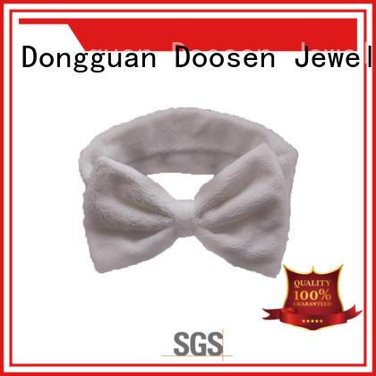 organic material cross headband different organic fabric headband Duosen Accessory Brand