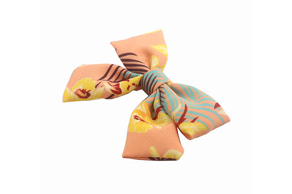 Wholesale how to make flowers out of ribbon for hair bows hawaii Supply for girls-3