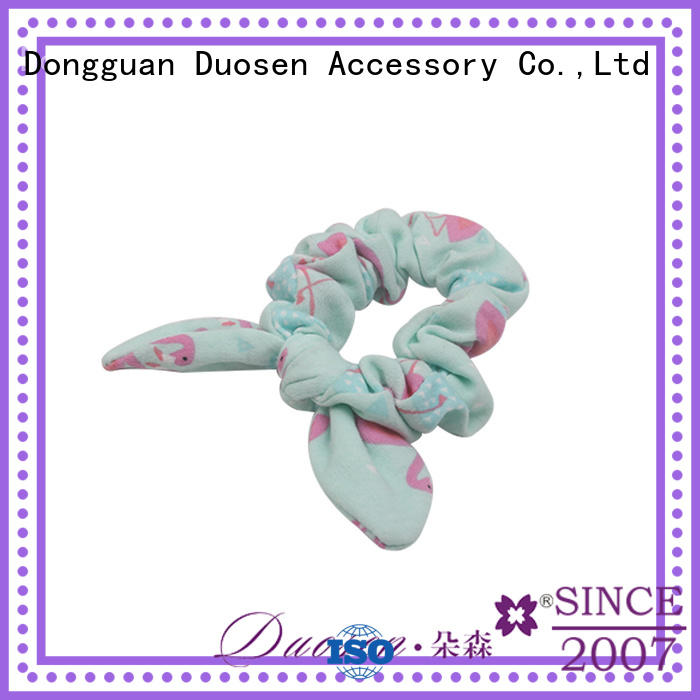 Latest fabric scrunchies urban Supply for women