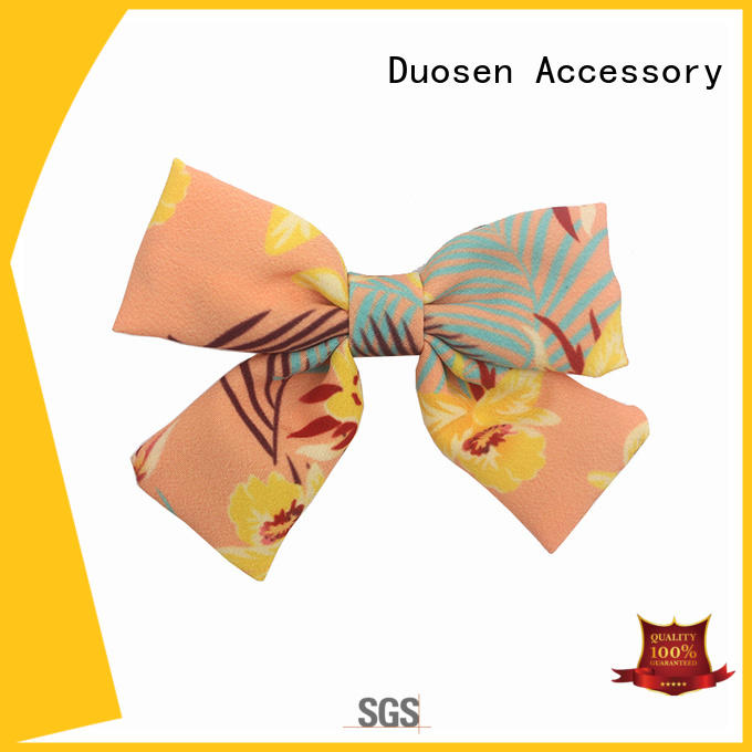 Duosen Accessory Custom cute hair bands factory for party