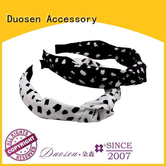 lightweight cloth headbands knots manufacturer for sports