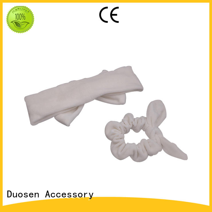 Duosen Accessory cross fabric headbands Suppliers for dancer