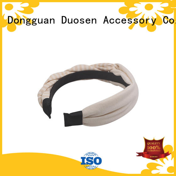 Duosen Accessory Latest eco-friendly headband factory for running