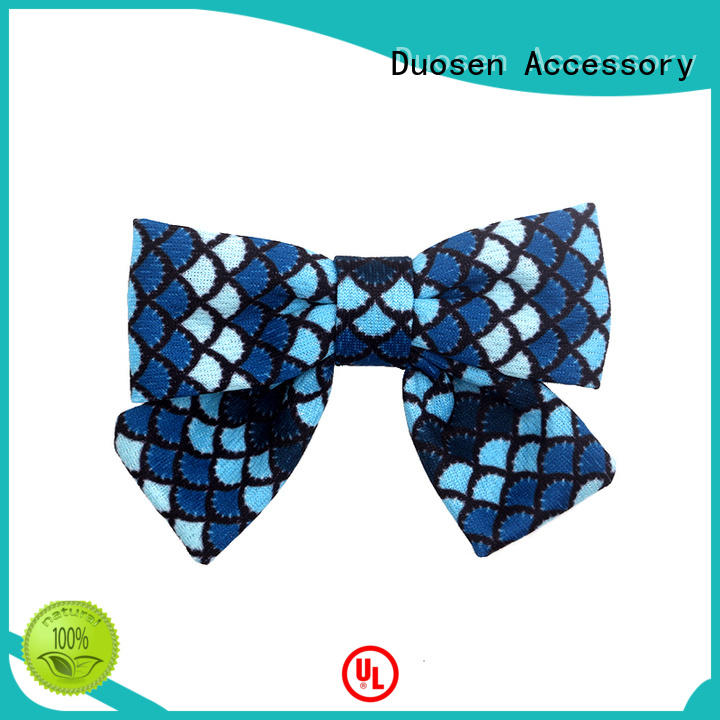 Duosen Accessory hair handmade hair accessories Suppliers for daily life
