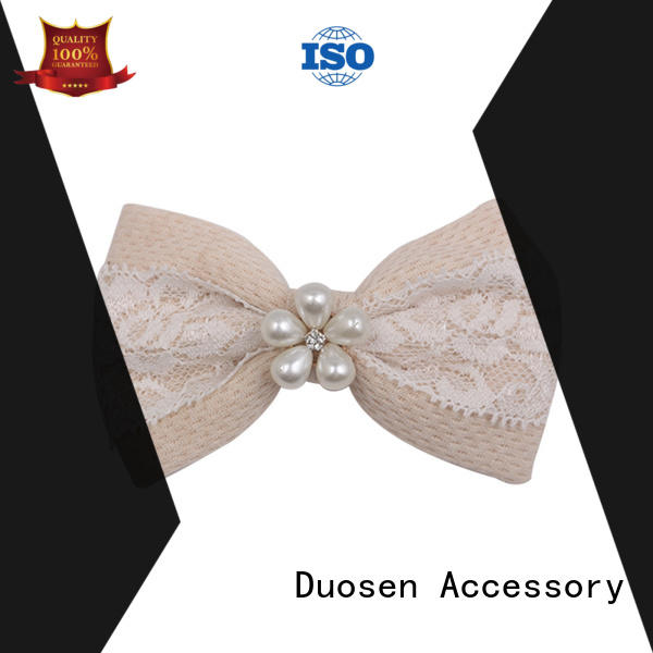 Best hair bow material recycled factory for party