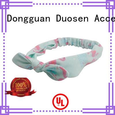 Duosen Accessory changeable fabric headband with regular use for daily Life