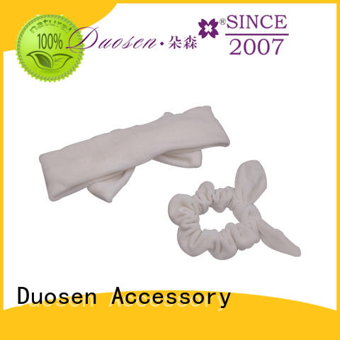OEM cloth hairband coffee supplier for running