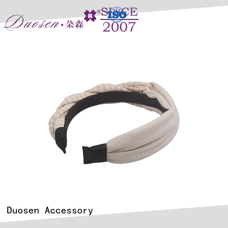 lightweight girls fabric headbands eco-friendly wholesale for daily Life