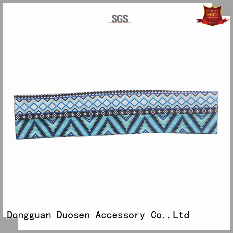lightweight fabric hair bands supplier for daily Life